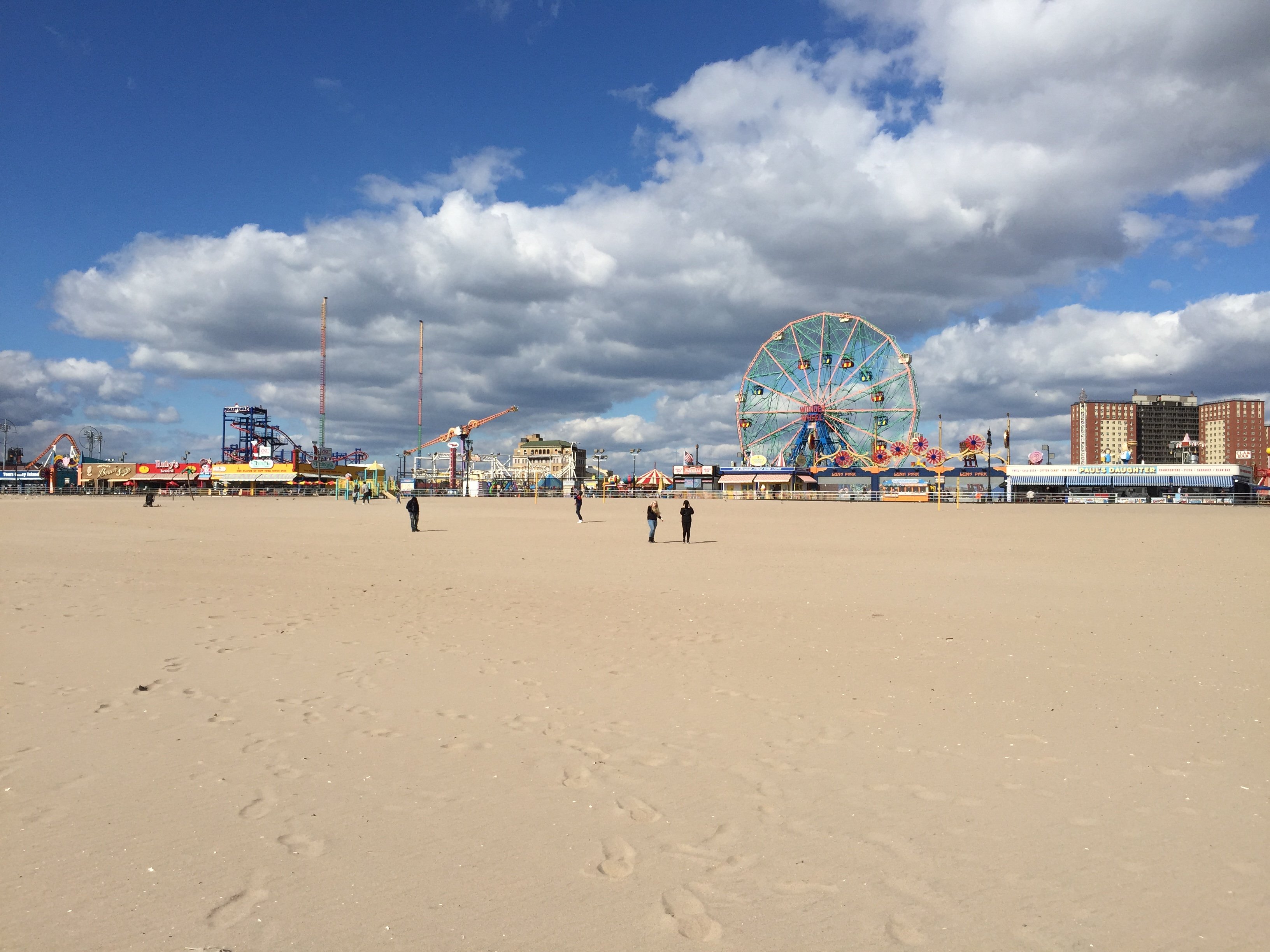 Sandy Beach & Carousel.jpg